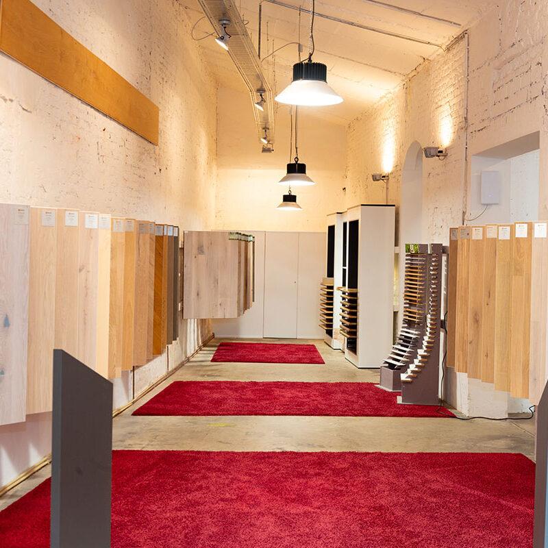 Parkett Showroom Kurt Kunze GmbH